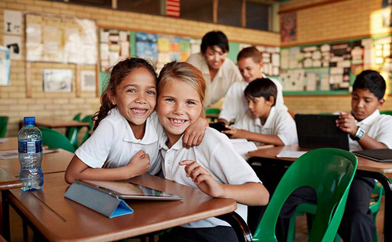 Aboriginal and Torres Strait Islander children in education