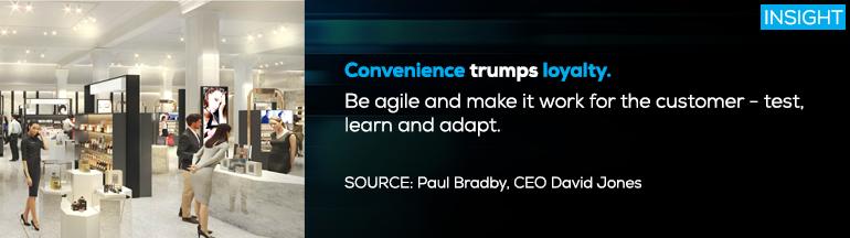 Convenience Trumps Loyalty