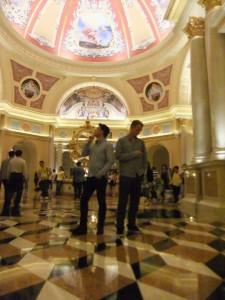 Ostentatious Ventian Casino