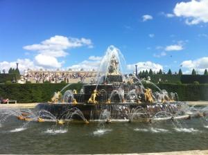 Versailles by Ellie Bakker